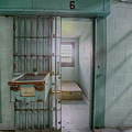 High Risk Solitary Confinement Cell In Prison by Karen Foley