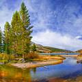 High Sierra Heaven by Lynn Bauer