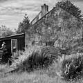 Highland Cottage Kilchoan Ardnamurchan by John McKinlay