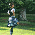 Highland Dancer by Tommy Hunt