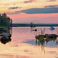 Highland Lake Summer by Darylann Leonard Photography