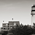 Highland Light At Cape Cod by Renee Hong