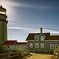 Highland Lighthouse by Joan Carroll