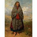 Highland Mary by Thomas Faed
