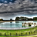 Highland Park Reservoir by William Norton