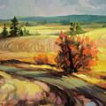Highland Road by Steve Henderson