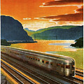 Highlands Of Hudson, Railway, Train by Long Shot