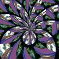 Highrise Kaleidoscope by Tim Allen