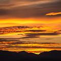 Highway 2 Sunrise by Ryan McGinnis