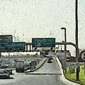 Highway In Dubai by Ashish Agarwal