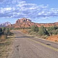Highway To Sedona by Gary Wonning