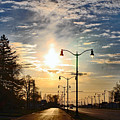Highway To The Sun by Don Baker
