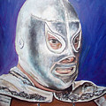 Hijo Del Santo by Nancy Almazan