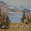 Hiking Yosemite by Barbara Andolsek