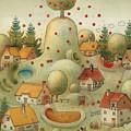Hill by Kestutis Kasparavicius