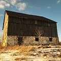 Hill Top Barn by Anthony Djordjevic