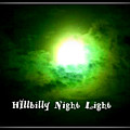 Hillbilly Night Light by Lesli Sherwin
