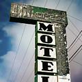 Hillcrest Motel by Bonnie Follett