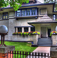 Hills-decaro House by Robert Storost