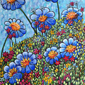 Hillside Blues by Holly Carmichael