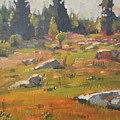 Hillside Patterns by Len Stomski