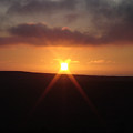 Hillside Sunset by Cassandra Geernaert