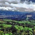 Hilly Terrain by Ashish Agarwal