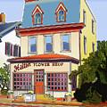 Hilton Flower Shop by Stephen Younts
