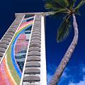 Hilton Hawaiian Village by Bill Brennan - Printscapes