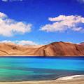 Himalayan Lake by Dominic Piperata