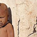 Himba Boy by Aivar Mikko