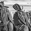 Himba Portrait 1 by Rand