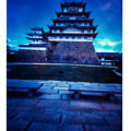 Himeji Castel by Luca Baldassari