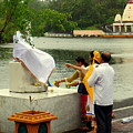Hindu Offering by John Potts