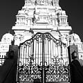 Hindu Temple by Jack Collins
