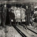 Hine: Coal Miners, 1911 by Granger