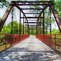 Hinkson Creek Bridge by Cricket Hackmann