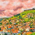 Hios Volissos by George Rossidis