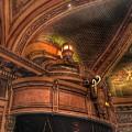Hippodrome Theatre Balcony - Baltimore by Marianna Mills