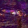 Hippopotamus Hippo Mammal Grey  by PixBreak Art