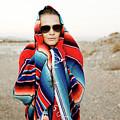 Hipster Traveler by Evgeniya Lystsova