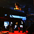 Hiromi And Her Piano by David Fields