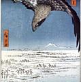 Hiroshige: Edo/eagle, 1857 by Granger