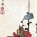 Hiroshige: Poppies by Granger