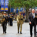 His Excellency General The Honourable David Hurley by Miroslava Jurcik