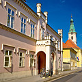 Historic Architecture Of Town Bjelovar by Brch Photography