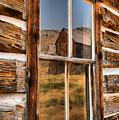 Historic Bannack Mining Reflections by Adam Jewell