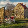 Historic Bethlehem Pennsylvania by Hanny Heim