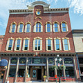 Historic Buildings Deadwood South Dakota by Jess Kraft