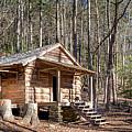 Historic Cabin by Alexander Mayr